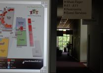 Directional map, 3d map, facility map,church directional signs, cool directional signs, building signs, aluminum signs, custom sign design, church interior sign, directional signage, classroom signs,