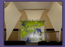 Church room design, church stage design, stage design, custom stage design, stage set, set design, kids chuch, children's church, youth room design, youth room stage, church interior design, church set design,