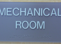 ADA Compliant signs, church directional signs, cool directional signs, building signs, aluminum signs, custom sign design, church interior sign, directional signage, classroom signs,