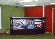 DJ Booth, DJ Booth design, church DJ booth,