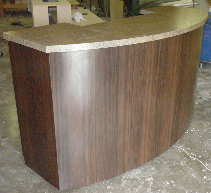 6 5 Foot X 42 Inch X 30 Inch Single Or Double Welcome Desk