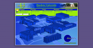 Daydots University Website
