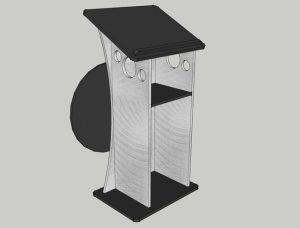 pulpit, podium, lectern, truss podium, truss pulpit, aluminum pulpit, cool pulpit, aluminum lectern, aluminum podium, truss pulpit, truss podium, truss lectern